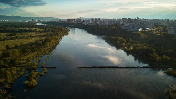 За сутки в водоемах под Красноярском утонули два человека. Оба были пьяны