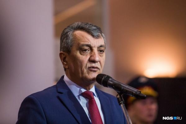 В Сибирь Сергей Меняйло переехал пять лет назад из Севастополя, где занимал пост губернатора
