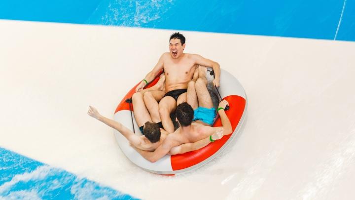 Когда Сочи «кусается»: любимые отпускные развлечения доступны красноярцам без выезда к морям