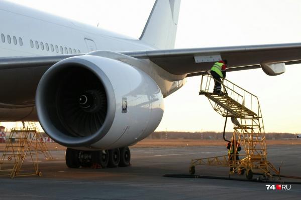 Лоукостер «Победа» отменил часть авиарейсов из Кургана до Москвы