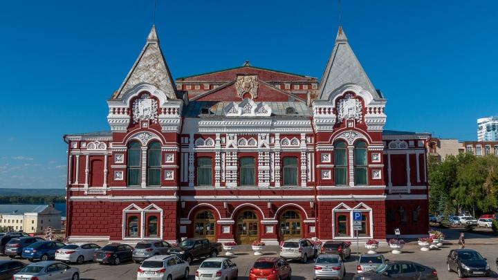 Нет денег на оформление спектаклей: самарский драмтеатр потерял 46 миллионов рублей из-за пандемии