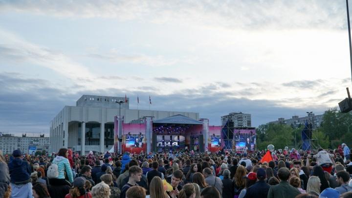 В «коронавирусный» указ внесли изменения: в Перми теперь официально можно праздновать День города