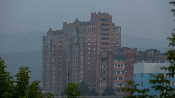 Идет спасение: Красноярску пообещали ветер, который может убрать дым от пожаров
