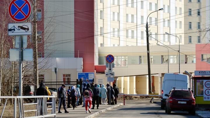 Прямой эфир 29.RU: больницу в Архангельске закрыли для посещения из-за звонка о бомбе