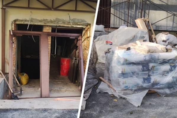 Капитальный ремонт школы не заканчивается уже 6 лет