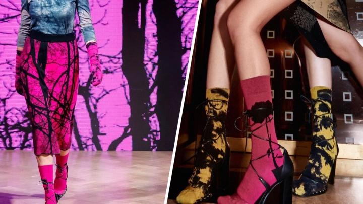 Носки с босоножками — это нормально: смотрим коллекцию, которую привезет в Екатеринбург известный российский дизайнер