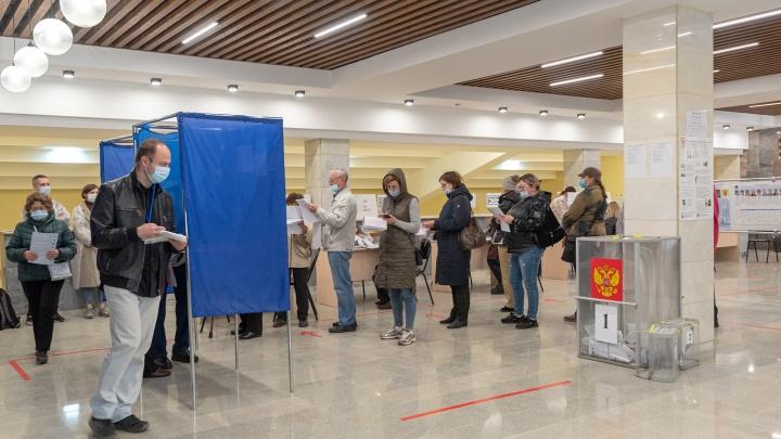 В первый день выборов в Башкирии проголосовала четверть избирателей