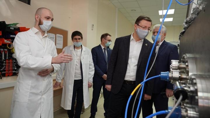 Губернатор: «Самарские заводы готовы взять выпускников университетов на работу»