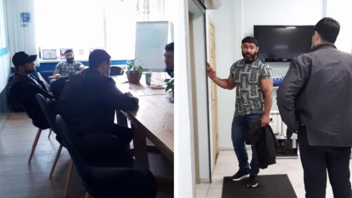 Редакция НГС обратилась с заявлением в СК после разборок, которые трое мужчин устроили из-за публикации