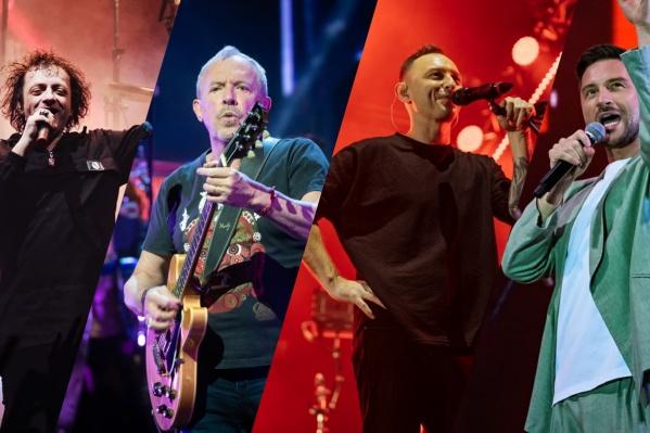 Если считать всех звезд, которые приедут в Екатеринбург с сольными концертами, чтобы выступить на фестивалях, июнь получается самым музыкальным месяцем этого года