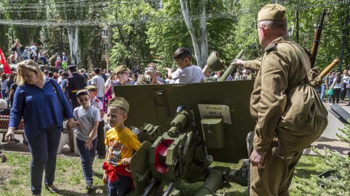 В Волгограде прокуратура не нашла нарушений в работе ежегодного поставщика противотанковых ежей ко Дню Победы
