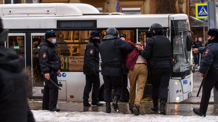 Перцем — в лица ростовского протеста. Истории задержанных на шествии 23 января