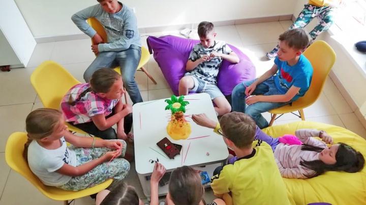 Стример, веб-разработчик или геймдизайнер: почему дети выбирают будущую профессию в детском лагере