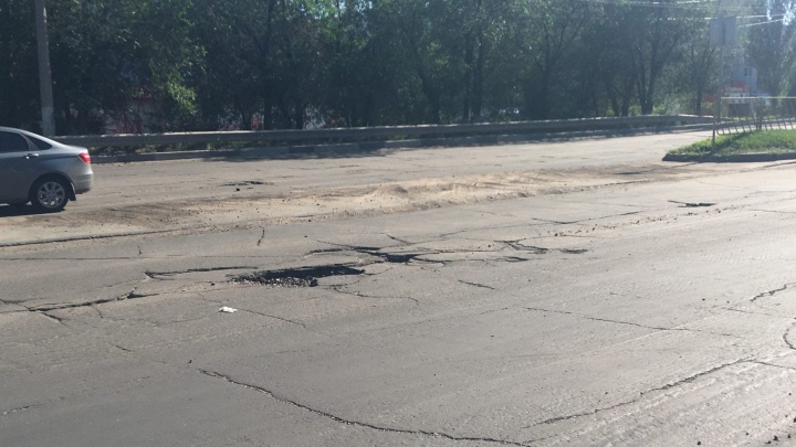 Сроки ремонта улицы Громовой в очередной раз продлили