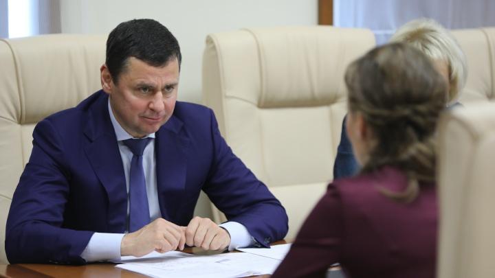 Губернатор Дмитрий Миронов предложил омбудсмену Анне Кузнецовой инициировать программу по детскому отдыху