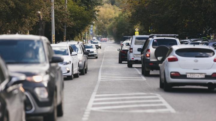 «И какой (ч)удак это сделал?»: автомобилистов озадачила новая разметка в центре Челябинска