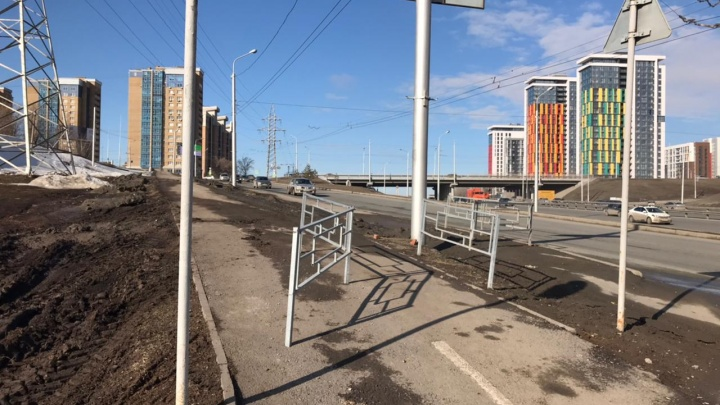 Замглавы Уфы ответил на критику урбаниста Ильи Варламова из-за велодорожки