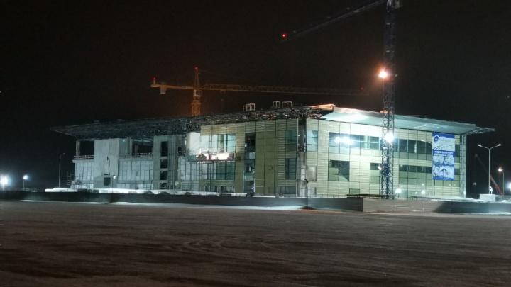 В аэропорту Кемерово рассказали, что будет в новом терминале. Он откроется уже в мае