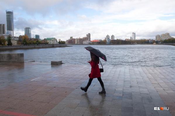 В Екатеринбурге на ближайшие дни установится приятная погода