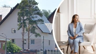 """Сколько стоит и кому доступна загородная недвижимость: <nobr class=""""_"""">риелтор —</nobr> о собственном доме за Екатеринбургом"""
