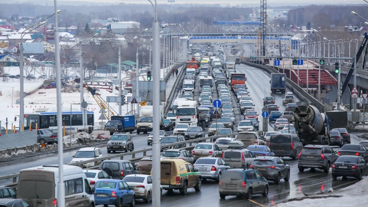 В Башкирии дорожные камеры переставляют из городов на федеральные трассы