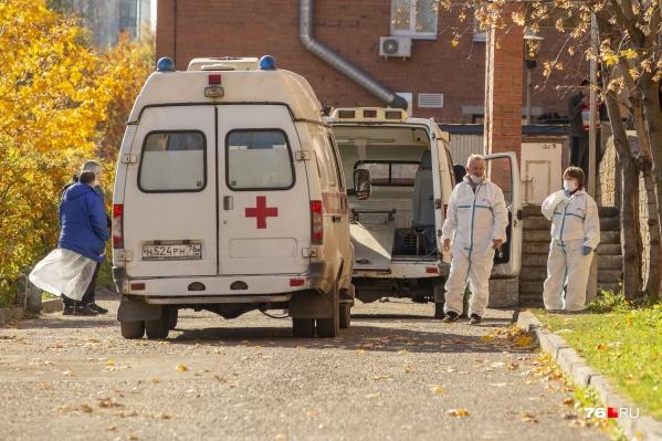 В Ярославской области уже открыто 3000 коек для больных коронавирусом