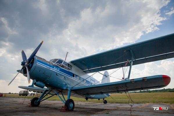 Авиаклуб в Ялуторовске едва не закрылся несколько лет назад