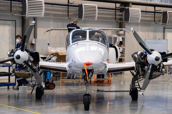 Сейчас у уральцев появился уникальный шанс бесплатно и всего за 4 месяца получить профессию в сфере авиастроения