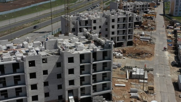 Застройщик показал, как будут выглядеть квартиры в ЖК «Сити-Парк»: видео