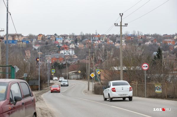 Реконструкция должна спасти жителей Суворовского от гигантских пробок