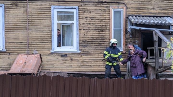 Из-за сошедших со свай домов в Архангельске директор управляющей компании отправится под суд