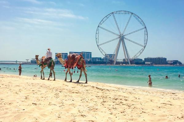 ОАЭ принимают туристов из России с осени 2020 года