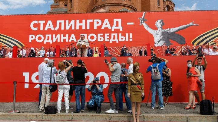 День Победы для холопов и господ: в Волгограде 9 Мая вновь пройдет для избранных