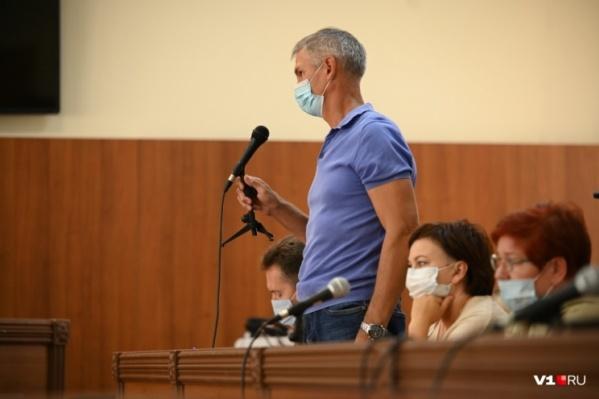 Прокуратура потребовала для Леонида Жданова семь лет заключения