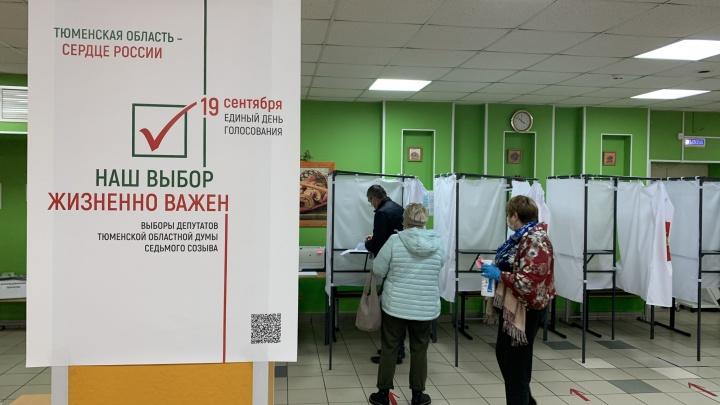 ТИК: выборы в ХМАО прошли без серьезных нарушений