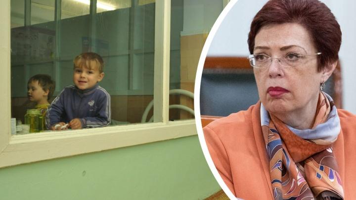 Директор центра Семашко прокомментировала закрытие детской консультации в Соломбальской поликлинике