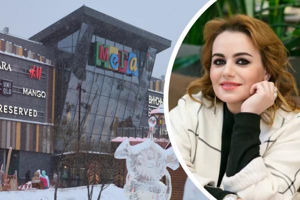 Айше Агекян возглавит московскую «Мегу Теплый Стан»