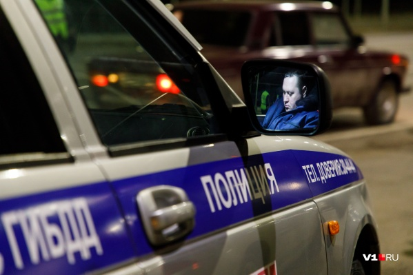 Столкновение произошло на трассе в Камышинском районе