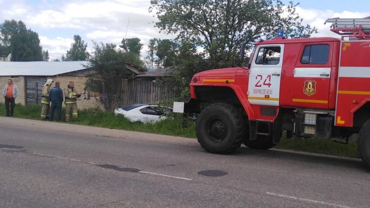 Двое взрослых и ребенок пострадали в массовом ДТП в Ярославской области
