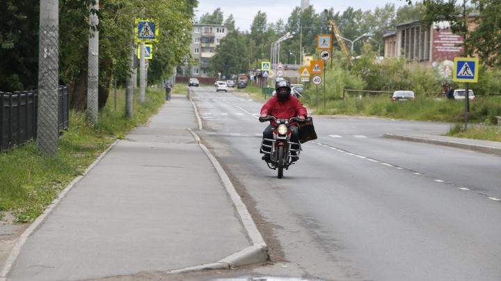 Осторожно, мотоцикл: в Поморье напомнили правила безопасных поездок и прогулок