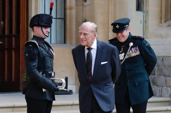 Герцог Эдинбургский скончался утром 9 апреля