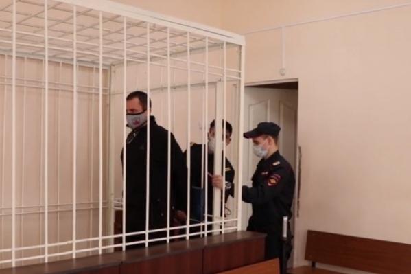 Дело обвиняемого будет рассматривать Свердловский районный суд