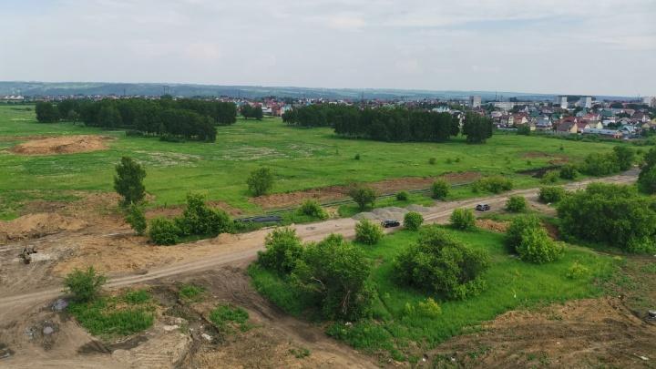 Власти рассказали, когда достроят дорогу на Верхнем Бульваре в Кемерово