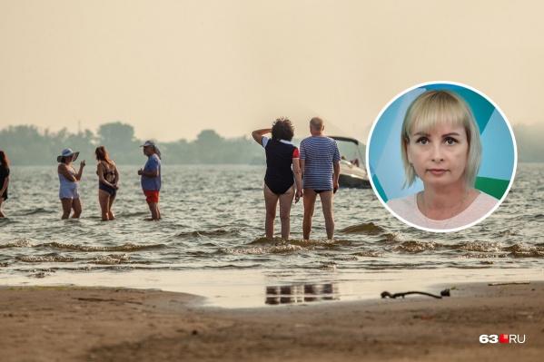 Воспитатель с 27-летним стажем Ирина Грошева до сих пор не может говорить о случившемся на отдыхе без дрожи в голосе