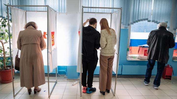 На участке в Кемерове из-за вброса признают недействительными бюллетени из урны
