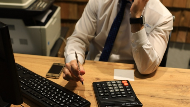 Красноярские статистики посчитали среднюю зарплату в организациях края