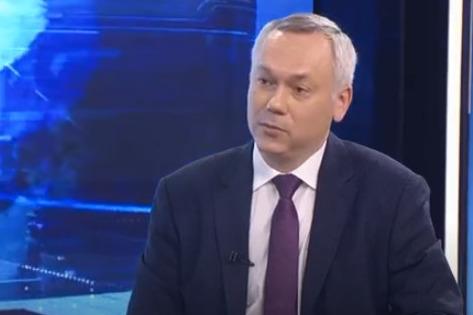 «Пора поставить точку»: губернатор Новосибирской области заявил, что Красноярск — не столица Сибири