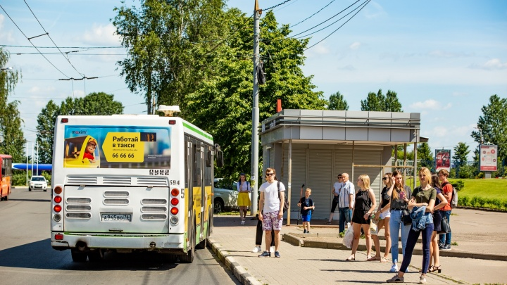 В Ярославле пустят новый автобус между корпусами больницы Семашко