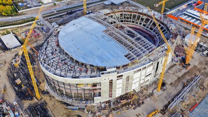 Руководство «Авангарда» планирует продать права на название строящейся арены