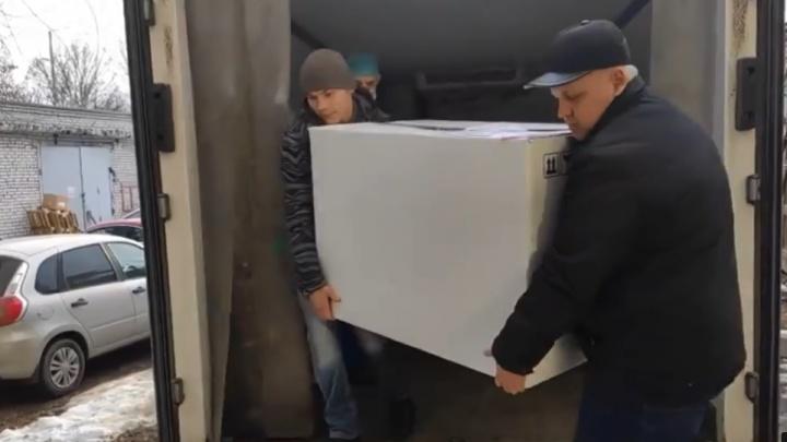 Запись на неделю вперед: в Волгоград и Волгоградскую область прибыла новая партия вакцины от коронавируса
